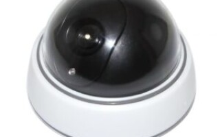 Как сделать муляж камеры видеонаблюдения своими руками