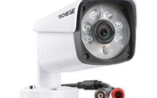 AHD камеры видеонаблюдения что это